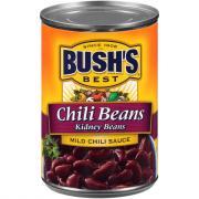 Bush's Best Chili Beans Kidney Beans in Mild Chili Sauce