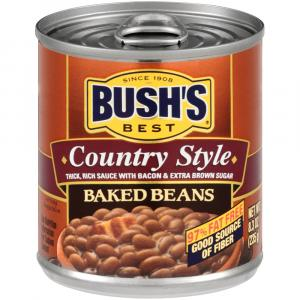 Bush's Best Baked Country Style Beans