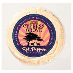 Cypress Grove Chevre Sgt. Pepper Goat Cheese