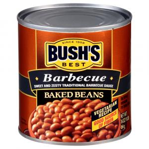 Bush's Best Barbecue Baked Beans