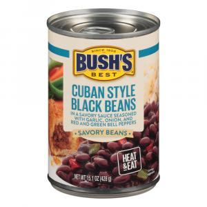 Bush's Best Cuban Style Black Beans