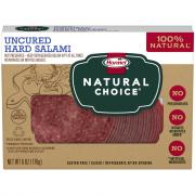 Hormel Natural Choice Hard Salame