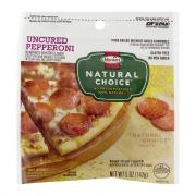 Hormel Natural Choice Pillow Pack Uncured Pepperoni