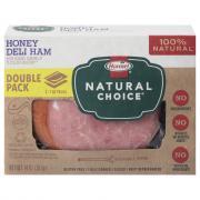 Hormel Natural Choice Honey Ham Double Pack
