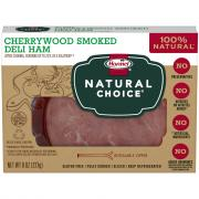 Hormel Natural Choice Cherrywood Ham