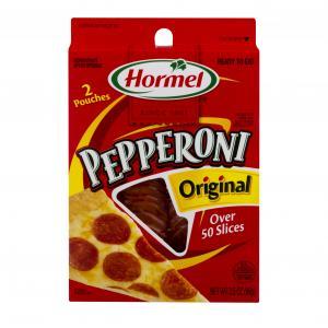 Hormel Sliced Pepperoni