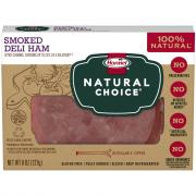 Hormel Natural Choice Cooked Ham