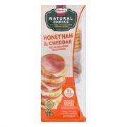 Hormel Natural Choice Ham & Cheddar Snack