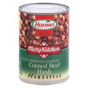 Hormel Mary Kitchen Reduced Sodium Corned Beef Hash