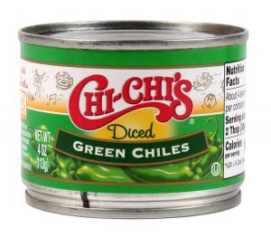Chi-Chi's Diced Green Chili's