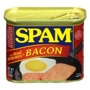 Spam Bacon