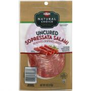 Hormel Natural Choice Soppressata