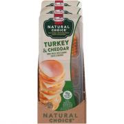 Hormel Natural Choice Turkey & Cheddar Snack