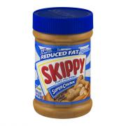 Skippy Reduced Fat Chunky Peanut Butter Spread