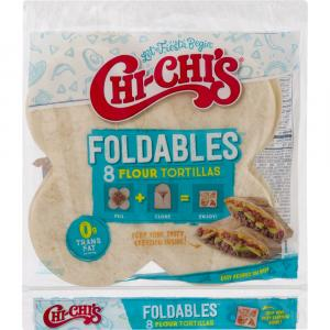 Chi-Chi's Foldables Flour Tortilla