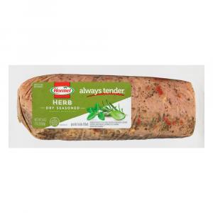 Hormel Always Tender Herb Seasoned Pork Loin Filet