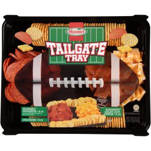 Hormel Tailgate Party Tray