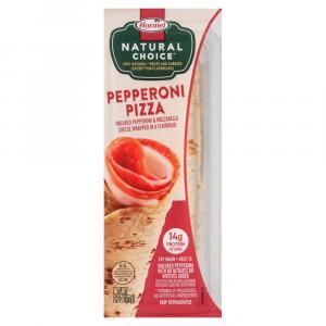 Hormel Natural Choice Pepperoni & Mozzarella Wrap