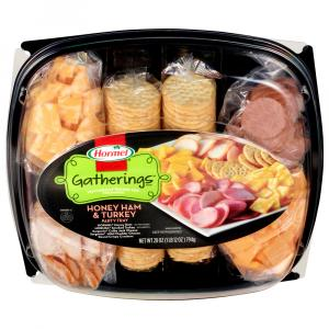 Hormel Sausage & Cheese Party Tray