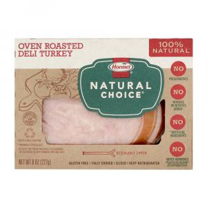 Hormel Natural Choice Oven Roasted Turkey