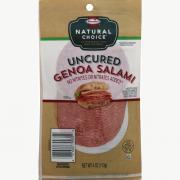 Hormel Natural Choice Genoa Salami