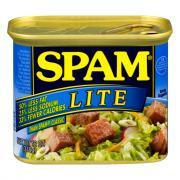 Spam Lite Luncheon Meat