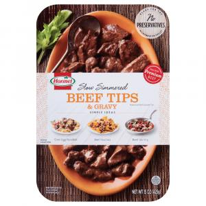 Hormel Beef Tips