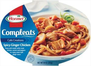 Hormel Compleats Spicy Ginger Chicken