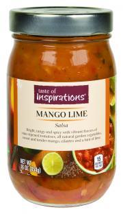 Taste of Inspirations Mango Salsa