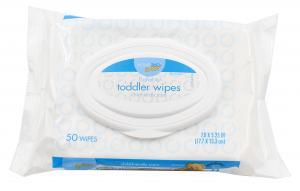 Home 360 Ez Flip Toddler Wipes