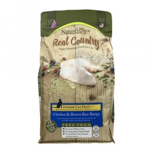 Nature's Place Real Country Chicken & Brown Rice Cat Food