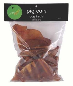 Home 360 Pet Pig Ears Dog Treats