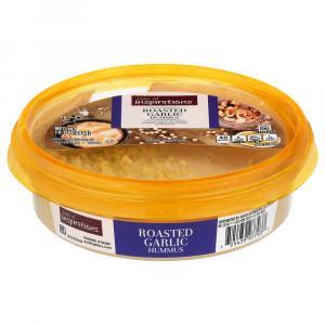 Taste Of Inspirations All Natural Roasted Garlic Hummus