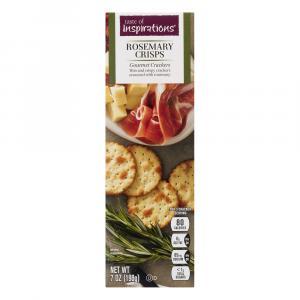 Taste of Inspirations Rosemary Crisps