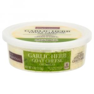 Taste of Inspirations Crumbled Garlic & Herb Goat Cheese