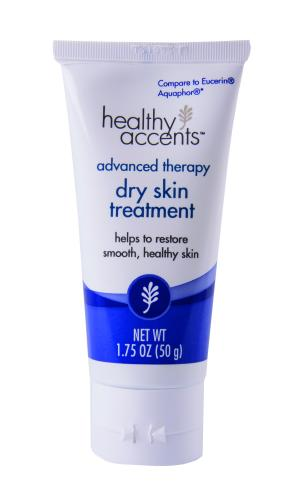 Healthy Accents Advanced Therapy Dry Skin Treatment