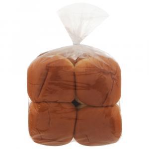 Hannaford Golden Hamburger Rolls