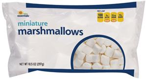My Essentials Miniature Marshmallows