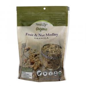 Nature's Place Organic Fruit & Nut Granola