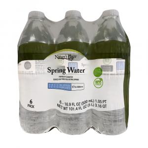 Nature's Place Spring Water