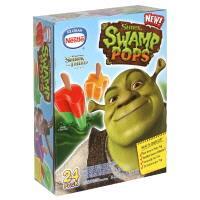 Nestle Shrek Swamp Pops