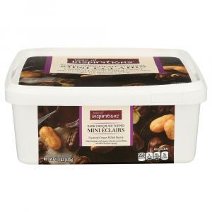 Taste of Inspirations Dark Chocolate Mini Eclairs