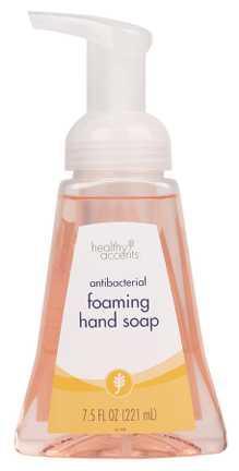 Healthy Accents Antibacterial Foam Hand Soap