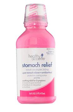 Healthy Accents Stomach Relief Original Strength Bismuth