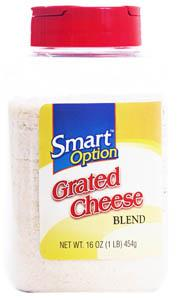 Smart Option Grated Cheese Blend