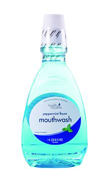 Healthy Accents Peppermint Mouthwash