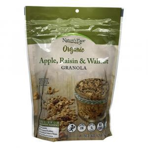 Nature's Place Organic Apple Raisin Walnut Granola