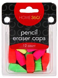 Home 360 Eraser Caps