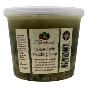 Taste of Inspirations Italian Style Wedding Soup