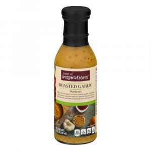 Taste of Inspirations Roasted Garlic Marinade